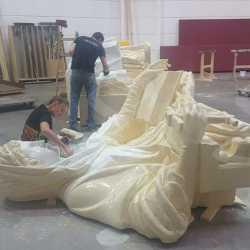 rivestimento poliurea scenografie elastopol