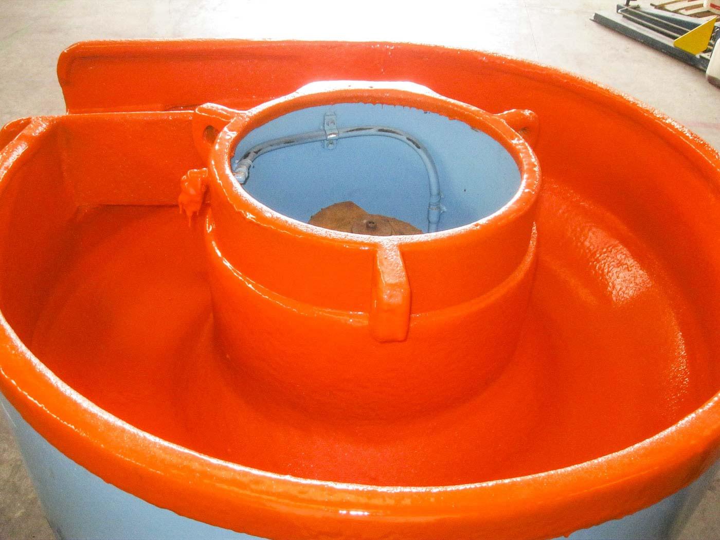 protezione rivestimento buratto poliurea antiabrasione