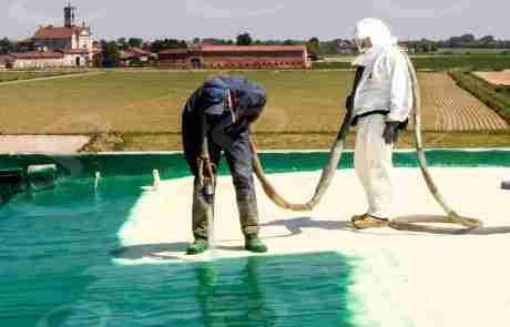 rivestimento tetti poliurea edilizia