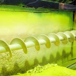 rivestimento poliurea antiabrasione coclea