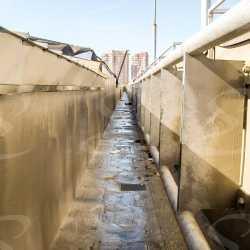 rivestimento poliurea edilizia pareti stabilimento elastopol