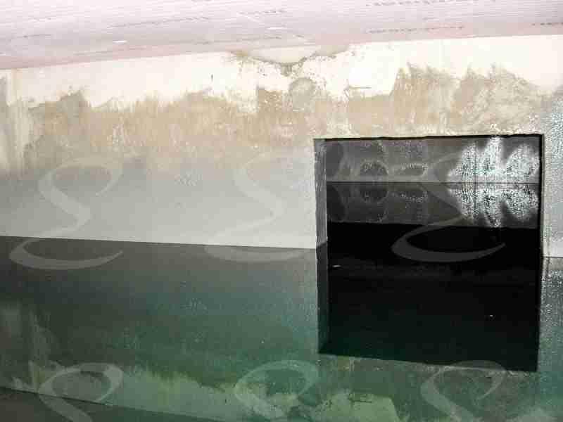 rivestimento pareti anti umidità con poliurea elastopol