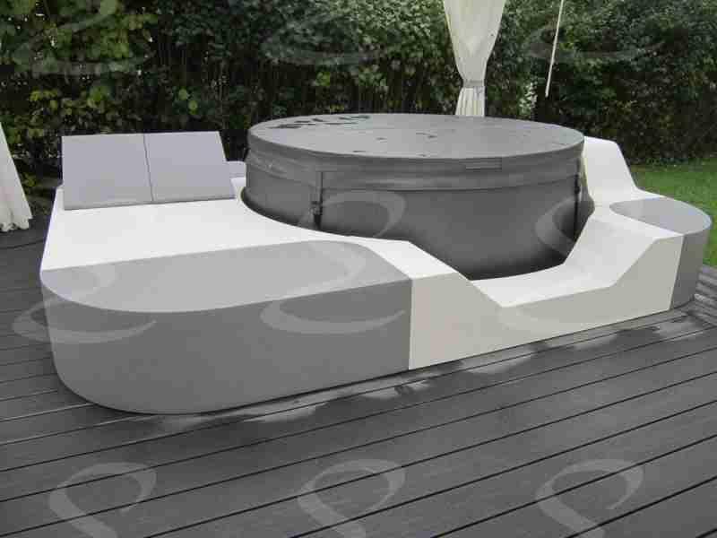 rivestimento poliurea arredi esterno elastopol