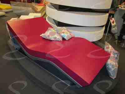 rivestimento poliurea chaise longue design elastopol