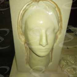 rivestimento poliurea testa scenografia elastopol