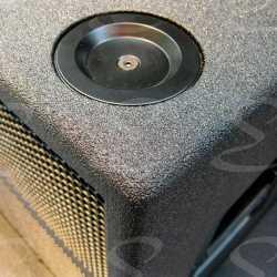 casse acustiche rivestimento poliurea elastopol