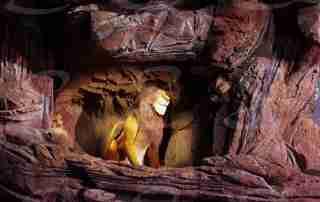 re leone scenografia rivestimento poliurea elastopol