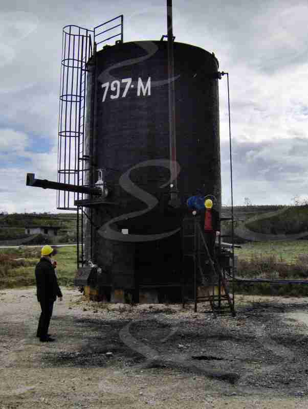 rivestimento cisterne poliurea elastopol
