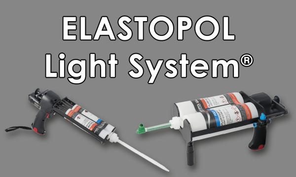 elastopol light system polyurea cartucce