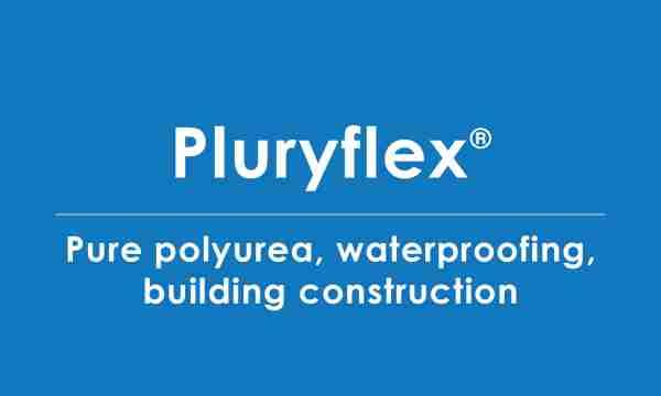 pluryflex waterproofing polyurea