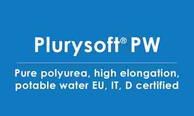plurysoft-PW polyurea D certified