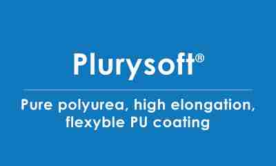 plurysoft flexible polyurea