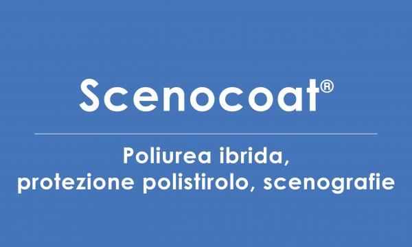 Scenocoat poliurea polistirolo scenografie