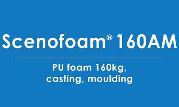 scenofoam-160-AM polyurea moulding