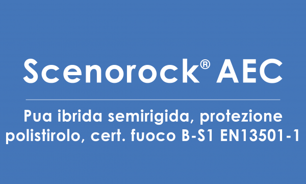 scenorock-AEC resistente al fuoco
