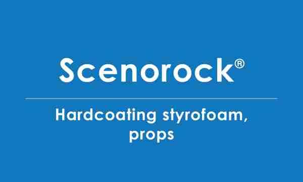 scenorock styrfoam