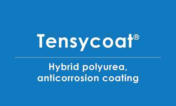 tensycoat anticorrosion polyurea coating