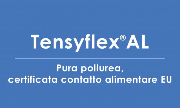tensyflex-AL poliurea certificata alimentare