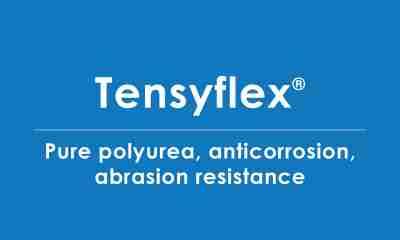 tensyflex anticorrosion polyurea